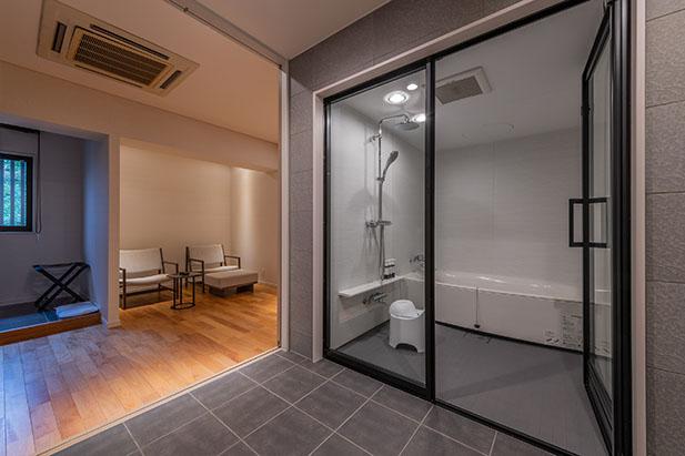 快適にお過ごしいただけるバスルーム2